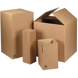 Double Wall Corrugated Cartons - Various sizes